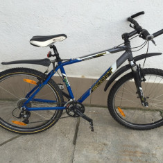 16 Bicicleta Scott seond-hand, Germania R26 Aluminiu - Mountain Bike, 19 inch, Numar viteze: 24