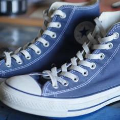 Vand tenisi Converse marimea 41, 5 - Tenisi barbati Converse, Marime: 41 2/3, Culoare: Albastru