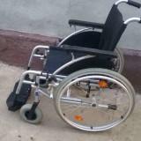 Carucior pt. persoane cu handicap locomotor - Scaun cu rotile