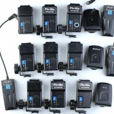 Trigger + 4 receivere radio pentru blitz - Echipament Foto Studio