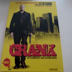 Crank - Film actiune Altele, DVD, Engleza