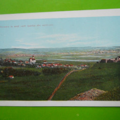 HOPCT 1 K SUCEAVA IN ANUL 1906 PARTEA DE NORD/VEST [NECIRCULATA ] - Carte Postala Bucovina 1904-1918, Printata