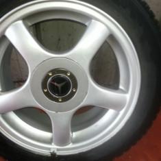 Jante mercedes 195/55r15 3 bucati - Janta aliaj Mercedes-benz, Numar prezoane: 5