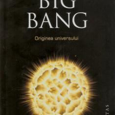 Simon Singh - Big Bang - 479497 - Carte Fizica