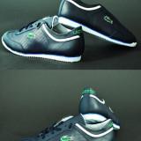 Adidasi LACOSTE barbati model nou 2016 - Adidasi barbati Lacoste, Marime: 40, 41, 42, 43, 44, Culoare: Din imagine, Textil