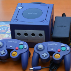 NINTENDO GAMECUBE COMPLET ACCESORIZAT - Consola Nintendo