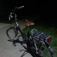 Bicicleta electrica Trek. - Bicicleta electrice Trek, 17 inch, 24 inch, Numar viteze: 24