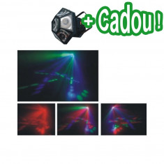 Seven Star LED Blue Tech SPG-132 - Lumini club