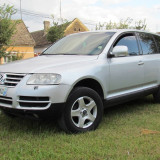 Vw Touareg 4x4, 2.5 TDI, an 2004 - Autoturism Volkswagen, Motorina/Diesel, 212000 km, 2498 cmc