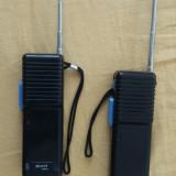 2 Walkie Talkie Albrecht AE 2001 - Statie radio