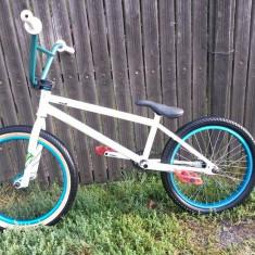 BMX WTP Zodiac - Bicicleta BMX Wtp, 20 inch, Numar viteze: 1