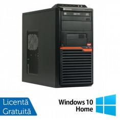 Calculatoare Gateway DT55, AMD Athlon II X2 250 3.0 Ghz, 4Gb DDR2, 320Gb, DVD-RW + Windows 10 Home - Sisteme desktop fara monitor