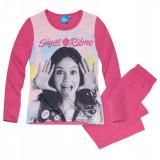 Pijama cu maneca lunga Disney Soy Luna roz
