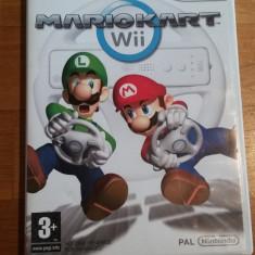 Wii Mario Kart - joc original PAL by WADDER - Jocuri WII Altele, Curse auto-moto, 3+, Multiplayer