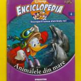ENCICLOPEDIA DISNEY volumul 4 - Carte educativa