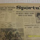 Ziar Sportul 1 11 1971