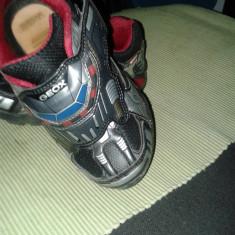 Pantof baietii geox - Pantofi copii Geox, Culoare: Nero, Marime: 28