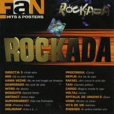 Compilatie Rockada (Phoenix, Cargo, Iris, Vama Veche, Voltaj) (1 CD) - Muzica Rock cat music