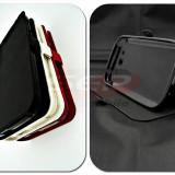 Toc FlipCover Stand Magnet HTC Desire 630 NEGRU - Husa Telefon