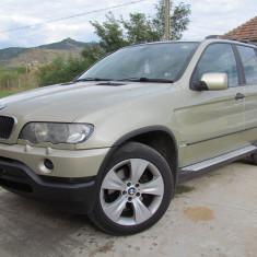 BMW X5, 3.0 Diesel, an 2002 - Autoturism BMW, Motorina/Diesel, 170000 km, 2998 cmc, Seria X