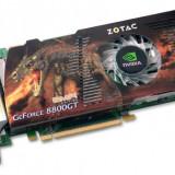 Placa video Zotac GeForce 8800GT 512MB DDR3 256-bit, AMP! EDITION, garantie. - Placa video PC Zotac, PCI Express, nVidia