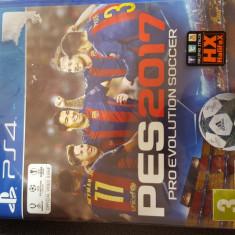 Joc PES 2017 PS4 NOU sigilat - PlayStation 4 Sony