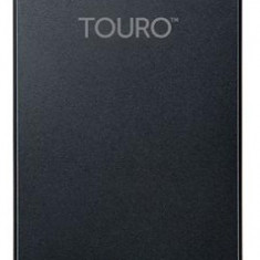 HDD Extern HGST Touro Mobile 1TB USB 3.0 Negru Hitachi