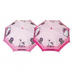 UMBRELA SUMMER HELLO KITTY - Umbrela Copii