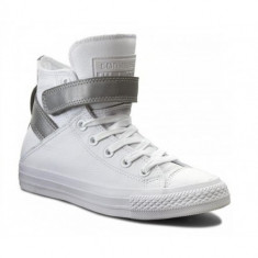 Converse Chuck Taylor All Star Brea cod 553423C - Adidasi dama Converse, Marime: 36, 38, 39, 35, 37.5, Culoare: Alb