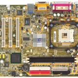 Kit placa de baza Gigabyte GA-8LD533 socket 478 procesor 512 rami, Pentru INTEL, DDR, MicroATX