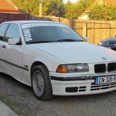 BMW e36 318 TDS, 1.7 turbo diesel, an 1997 - Autoturism BMW, Motorina/Diesel, 1 km, 1665 cmc, Seria 3