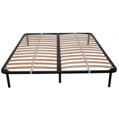 Somiera pat 140x200 - Pat dormitor