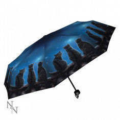 Umbrelă cu pisici Stele căzătoare - Umbrela Copii