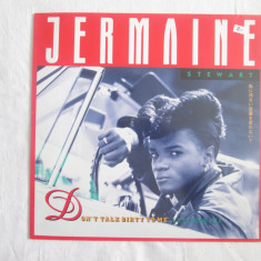 Jermaine Stewart – Don't Talk Dirty To Me (Extended Mix) _ vinyl, 12